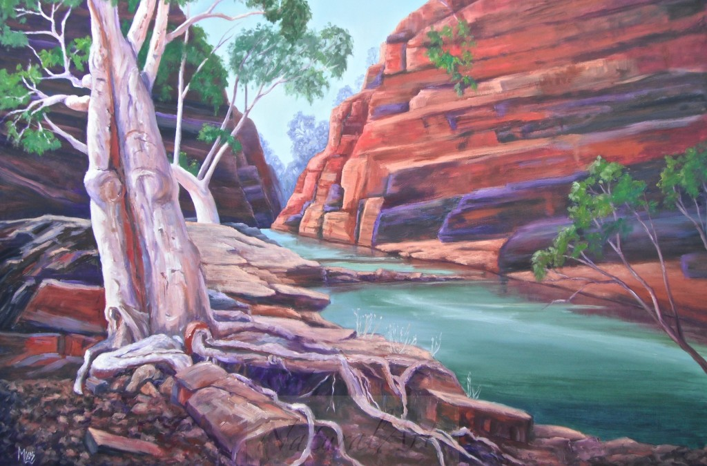 03 Hamersley Gorge B
