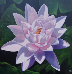 Flower paintings floral art australia australian flower paintings floral art by moyra le blanc smith mightylinksfo